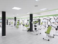 Green fitness club