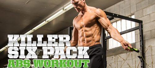 Killer six Pack ABS Workout